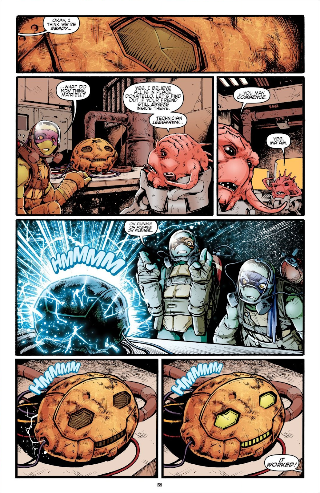 Read online Teenage Mutant Ninja Turtles: The IDW Collection comic -  Issue # TPB 7 (Part 2) - 53