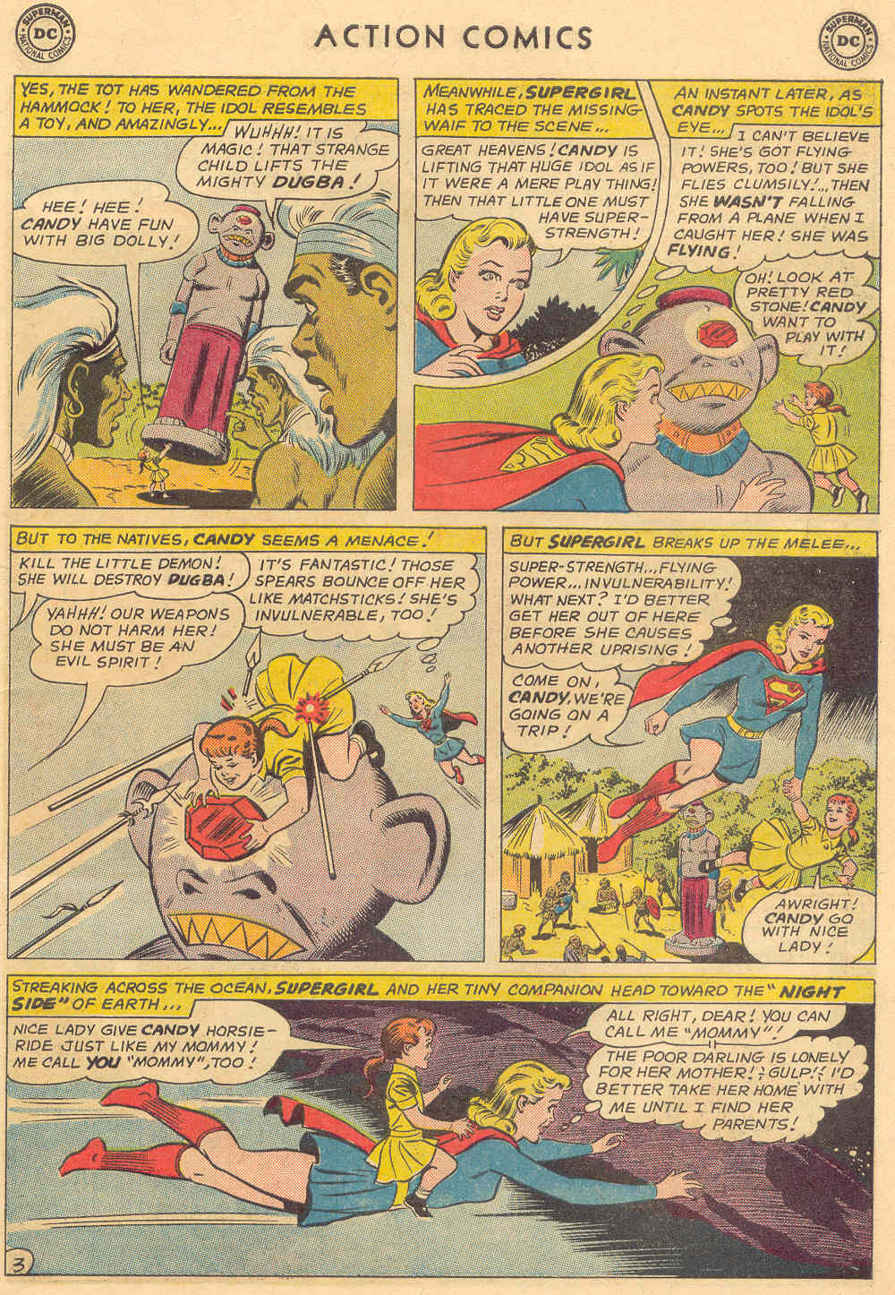Read online Action Comics (1938) comic -  Issue #308 - 23