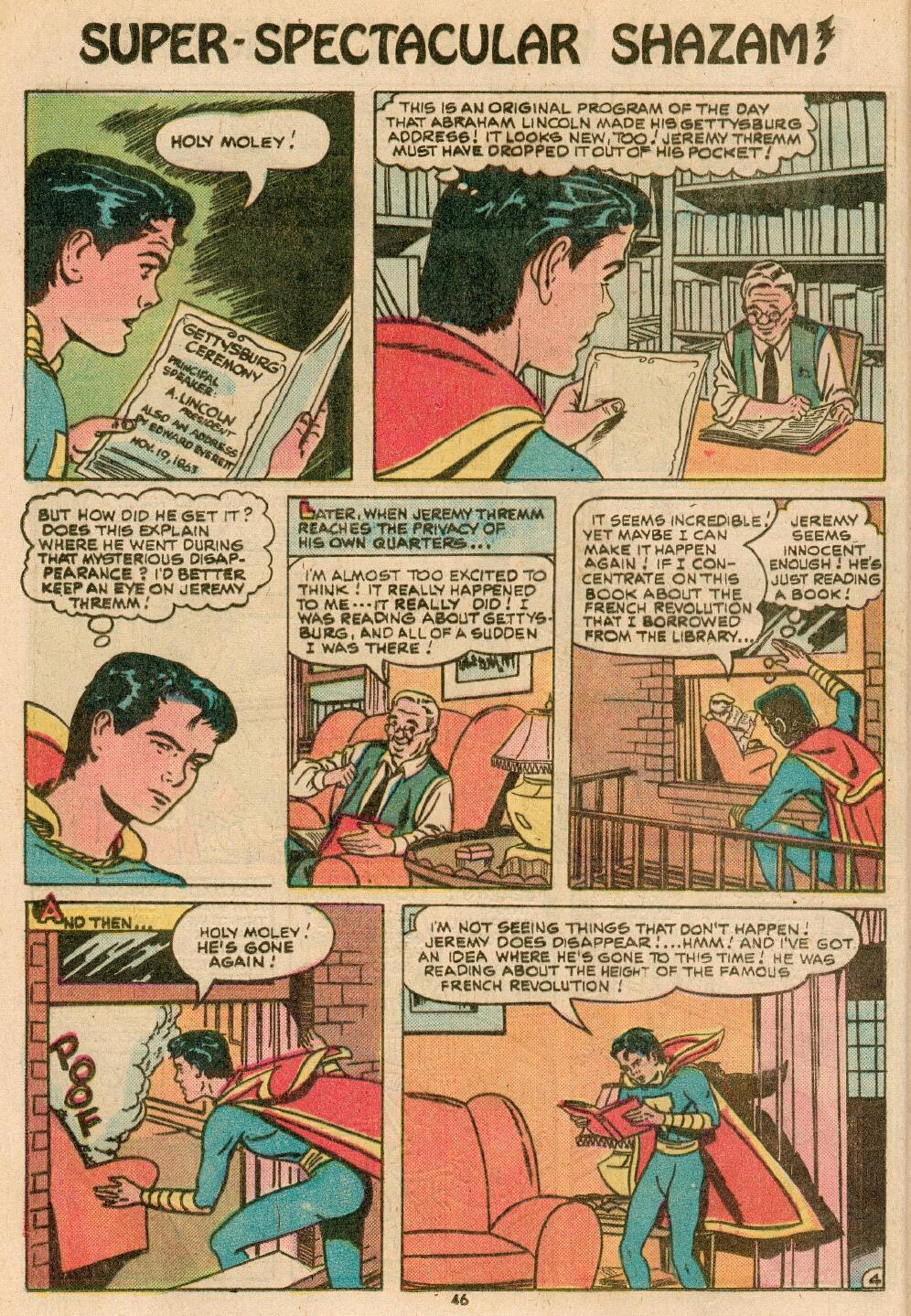 Read online Shazam! (1973) comic -  Issue #14 - 38
