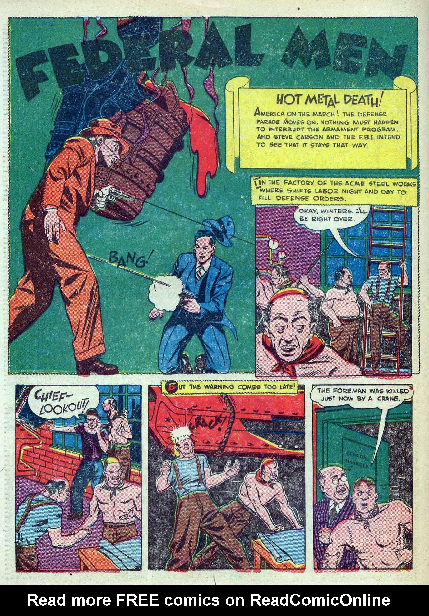 Read online Adventure Comics (1938) comic -  Issue #70 - 48