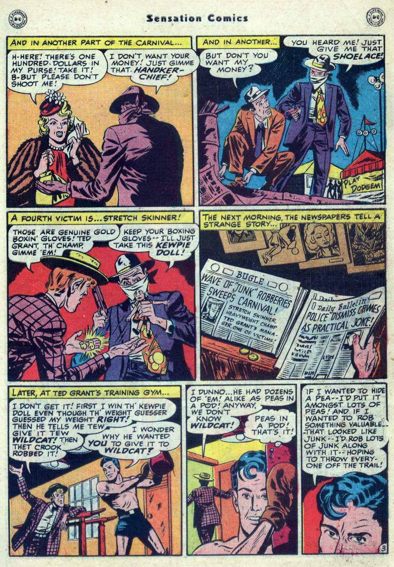 Read online Sensation (Mystery) Comics comic -  Issue #82 - 45