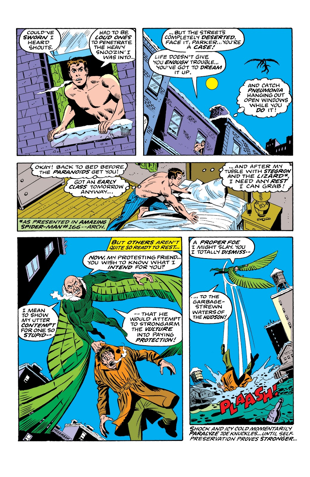 Read online Marvel Masterworks: The Spectacular Spider-Man comic -  Issue # TPB (Part 1) - 65