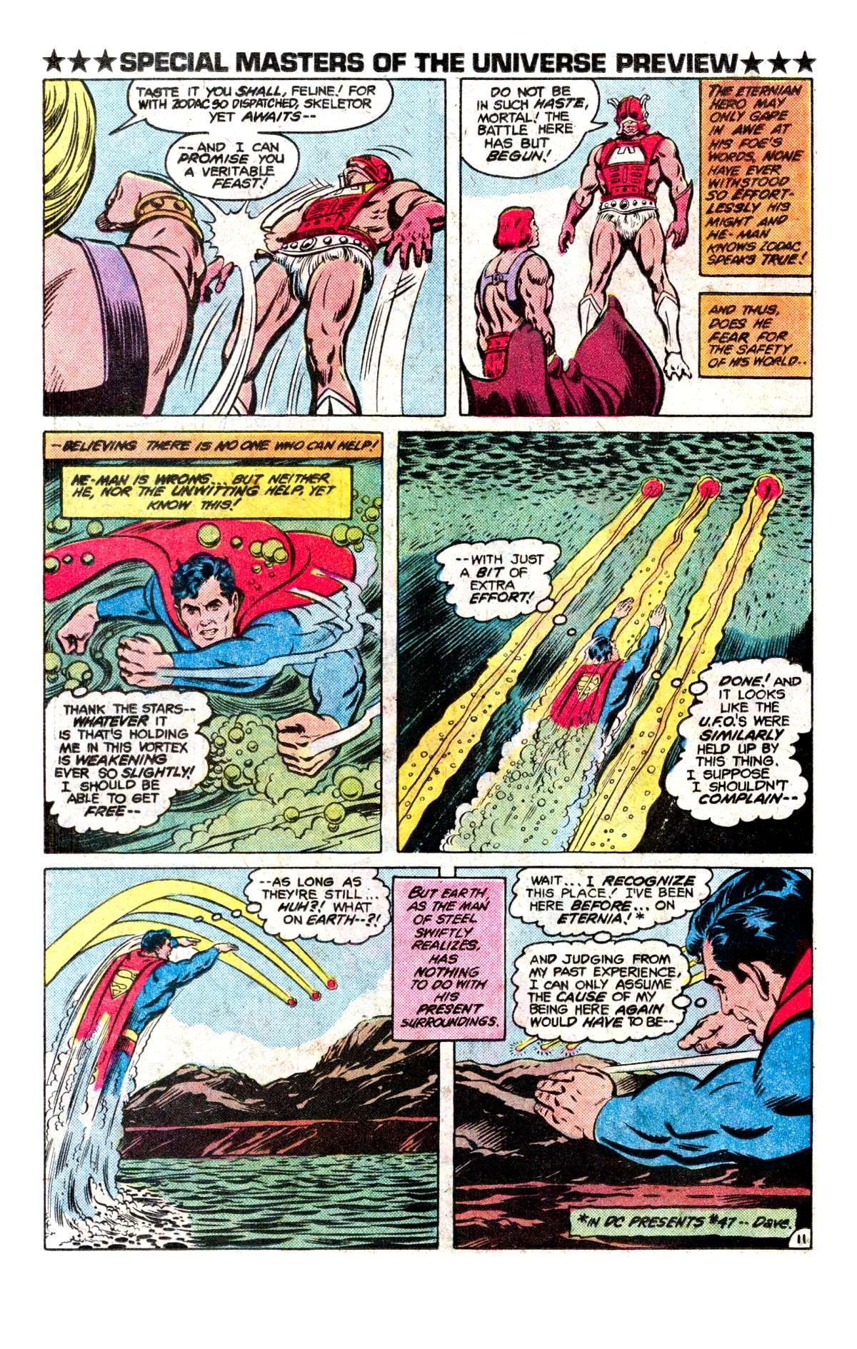 Read online Action Comics (1938) comic -  Issue #537 - 38