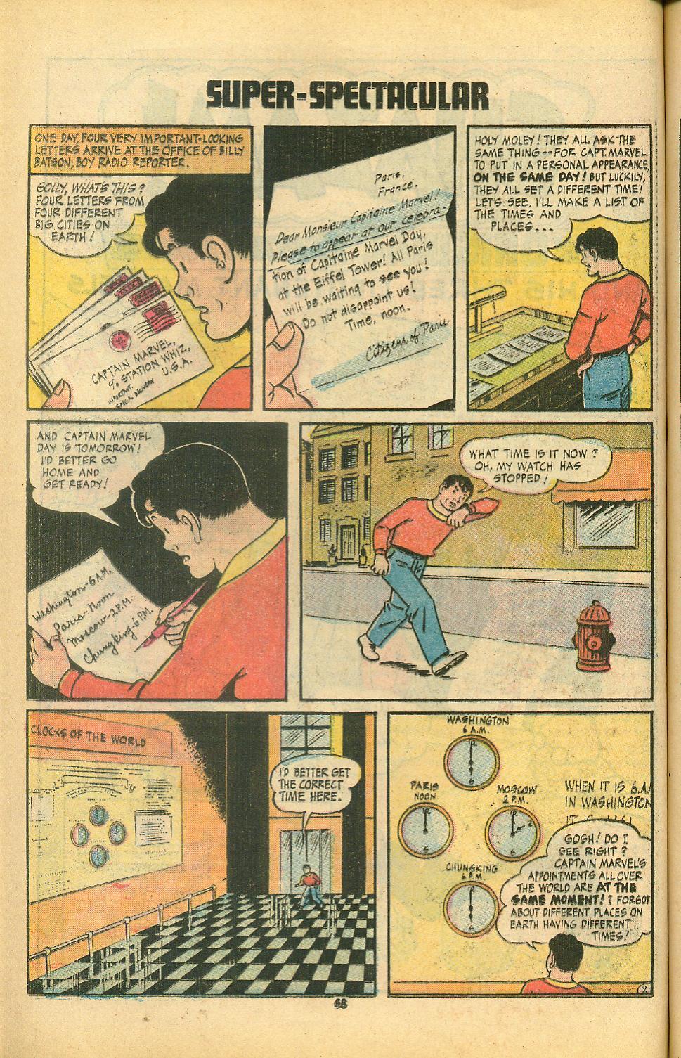 Read online Shazam! (1973) comic -  Issue #8 - 68