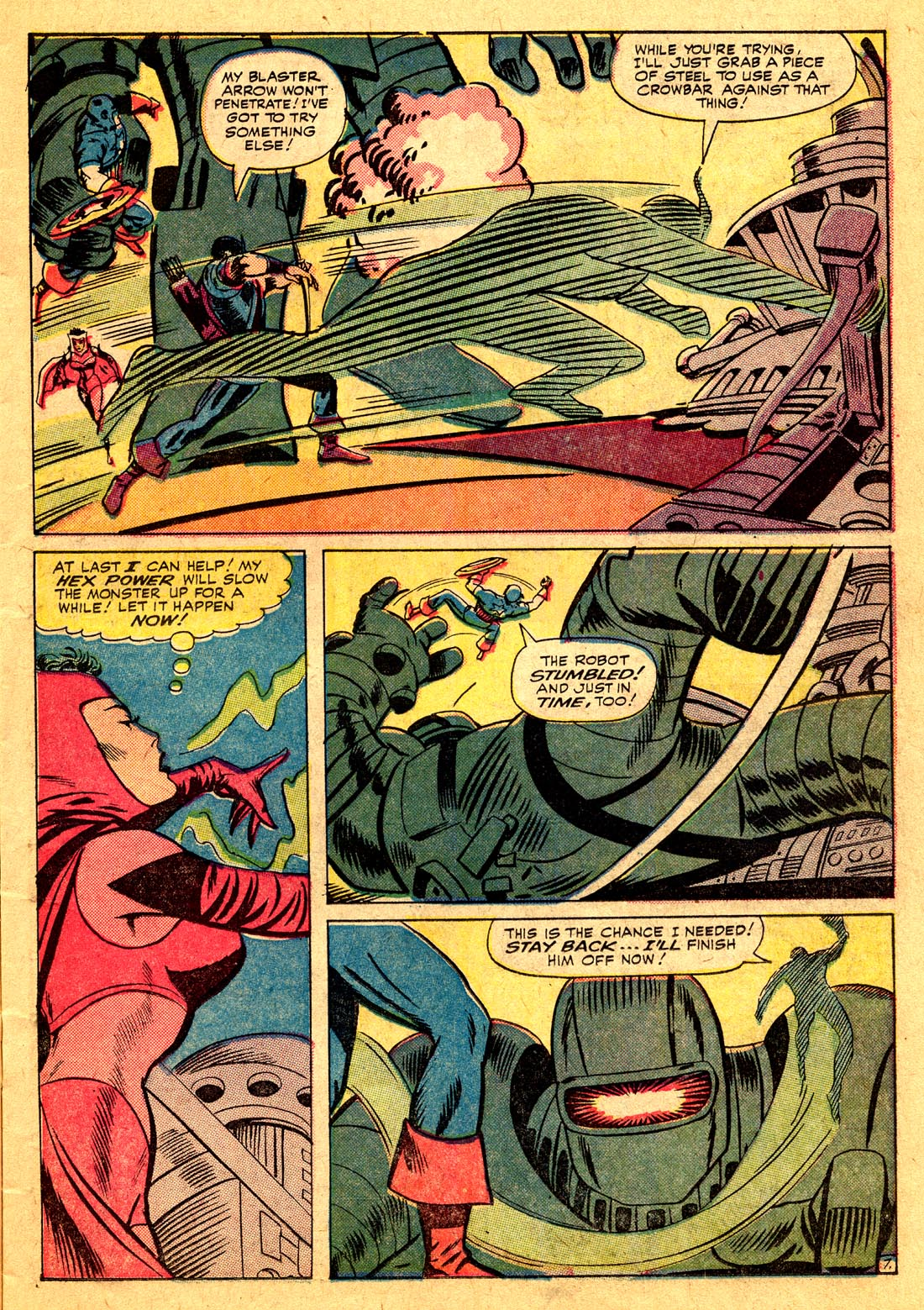 The Avengers (1963) 17 Page 7