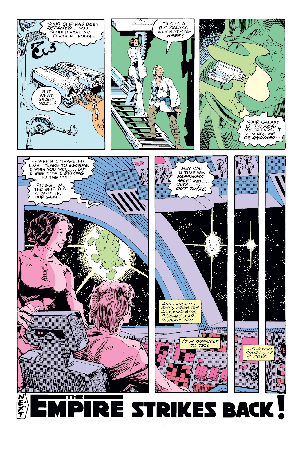 Read online Star Wars Legends: The Original Marvel Years - Epic Collection comic -  Issue # TPB 2 (Part 4) - 11
