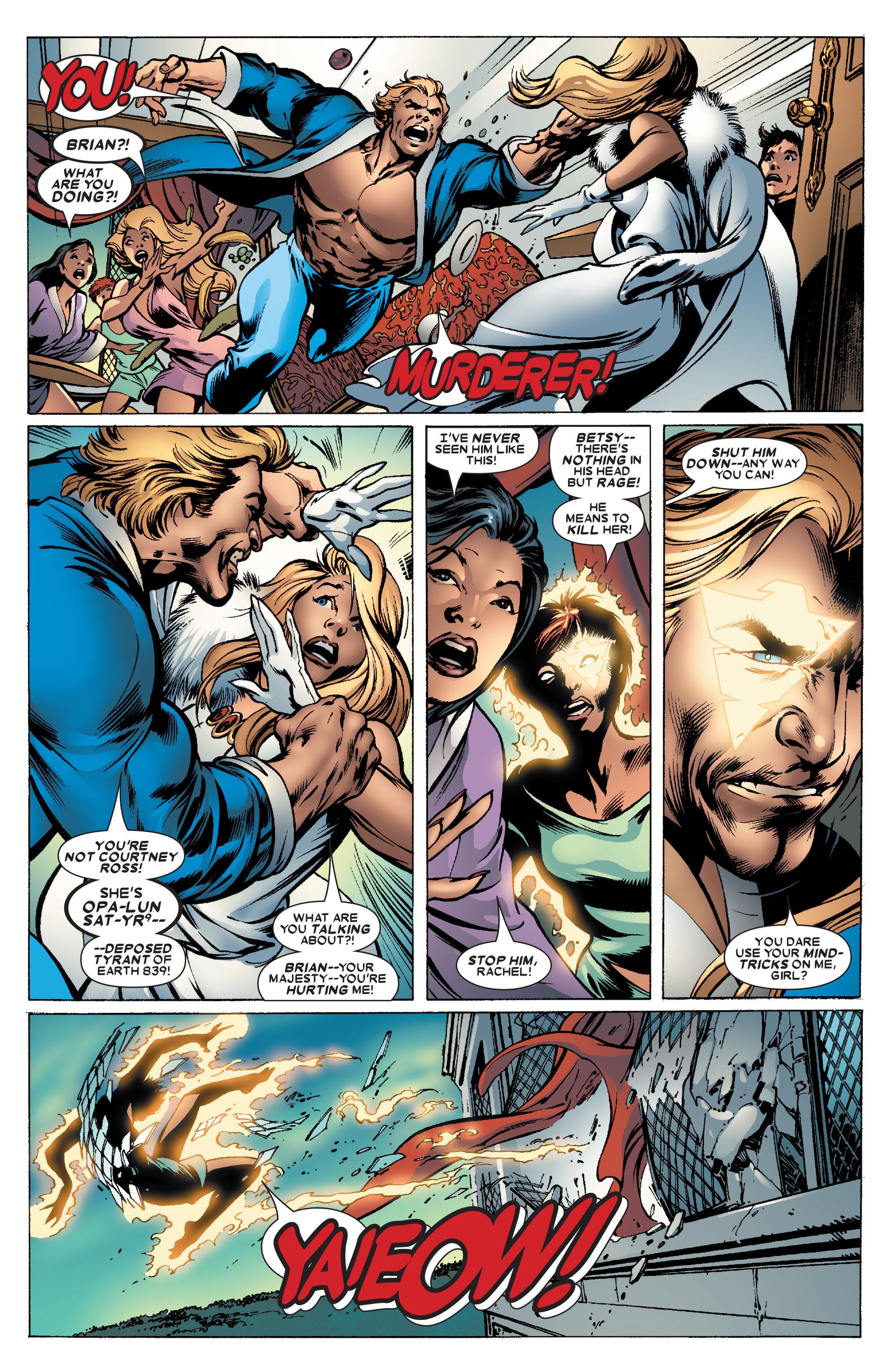 Read online Uncanny X-Men (1963) comic -  Issue #463 - 12