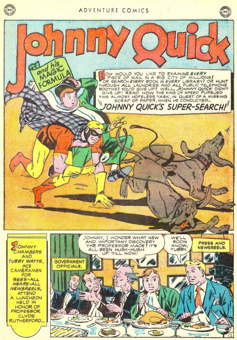 Read online Adventure Comics (1938) comic -  Issue #146 - 41