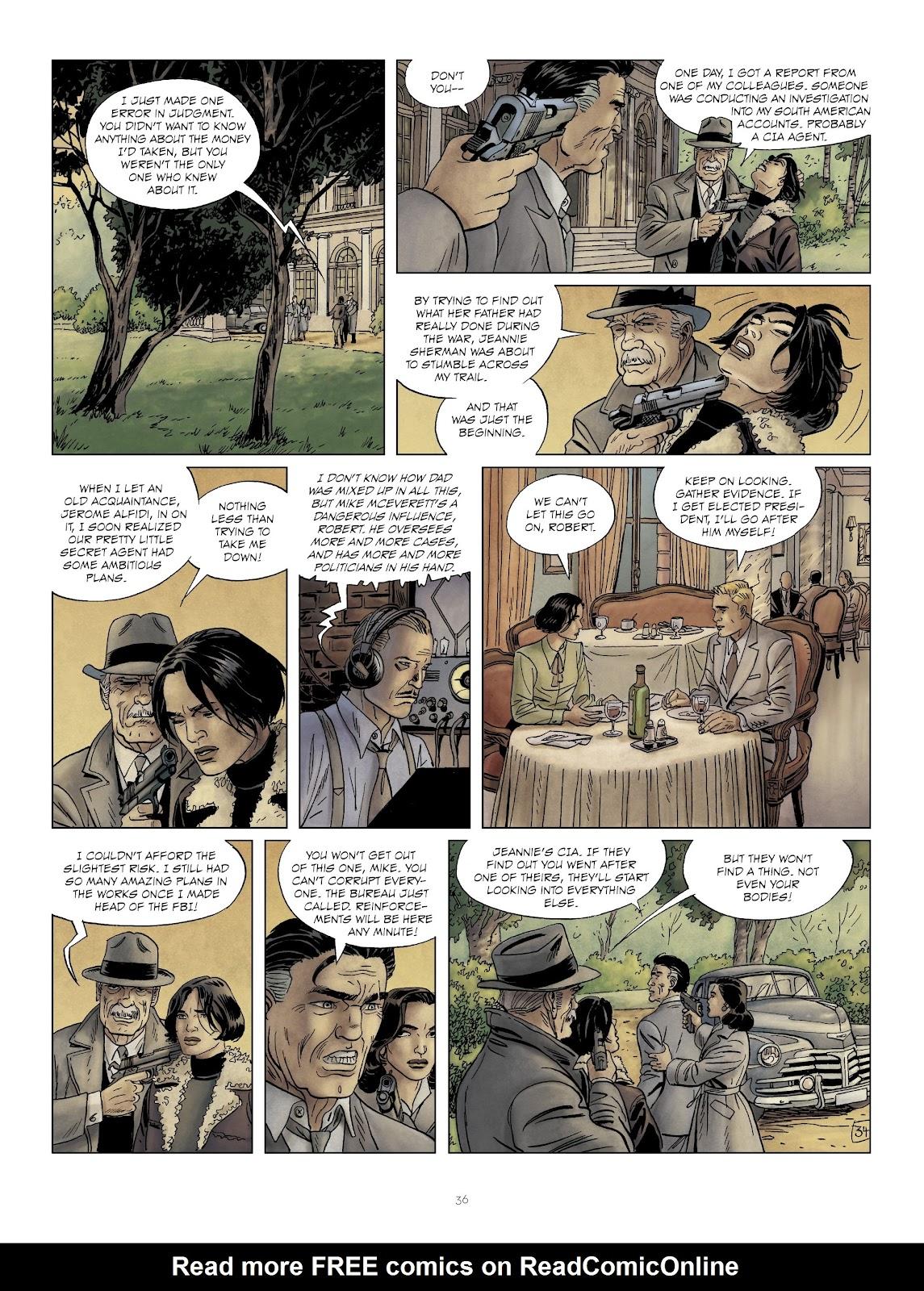 Read online Sherman comic -  Issue #6 - 36