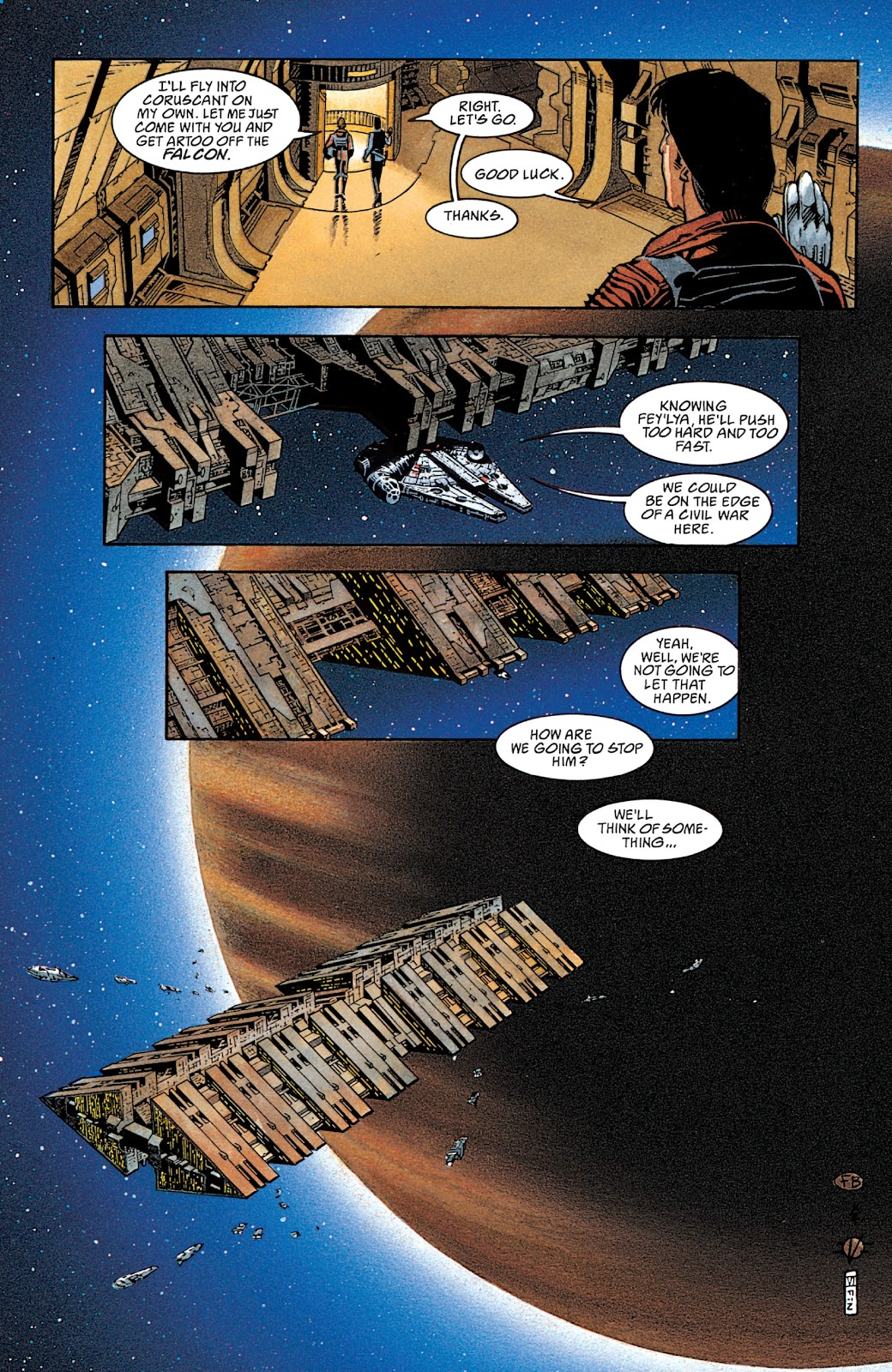 Read online Star Wars Legends: The New Republic - Epic Collection comic -  Issue # TPB 4 (Part 2) - 47