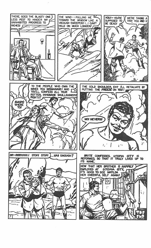 Read online Men of Mystery Comics comic -  Issue #41 - 48