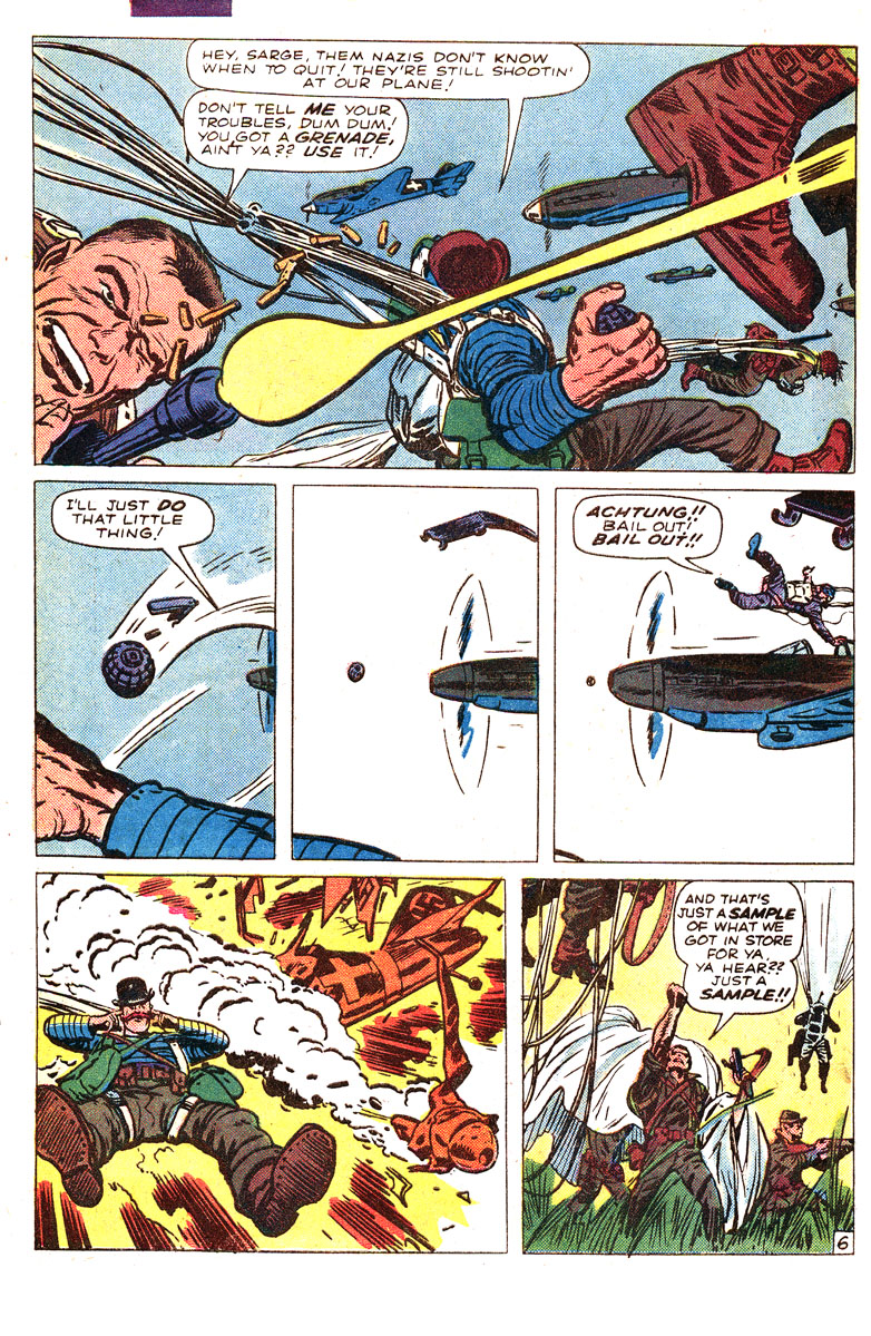 Read online Sgt. Fury comic -  Issue #167 - 10