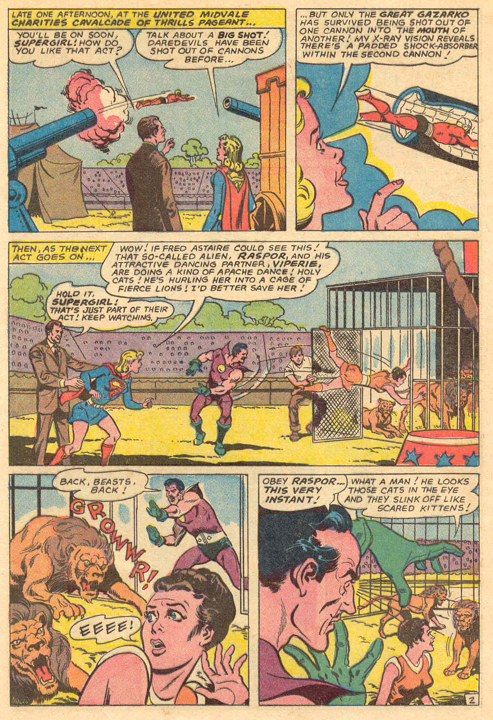 Read online Action Comics (1938) comic -  Issue #338 - 17