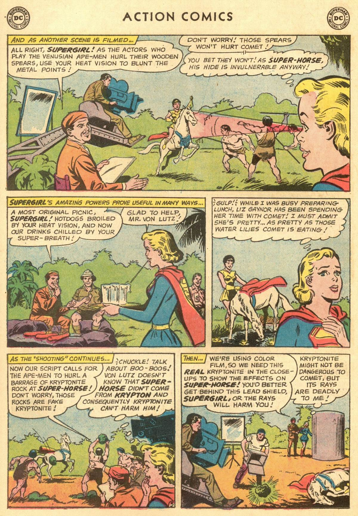Action Comics (1938) 294 Page 25