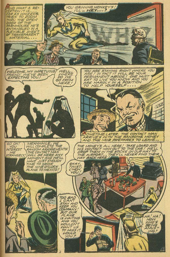 Read online All-Winners Comics comic -  Issue #14 - 30