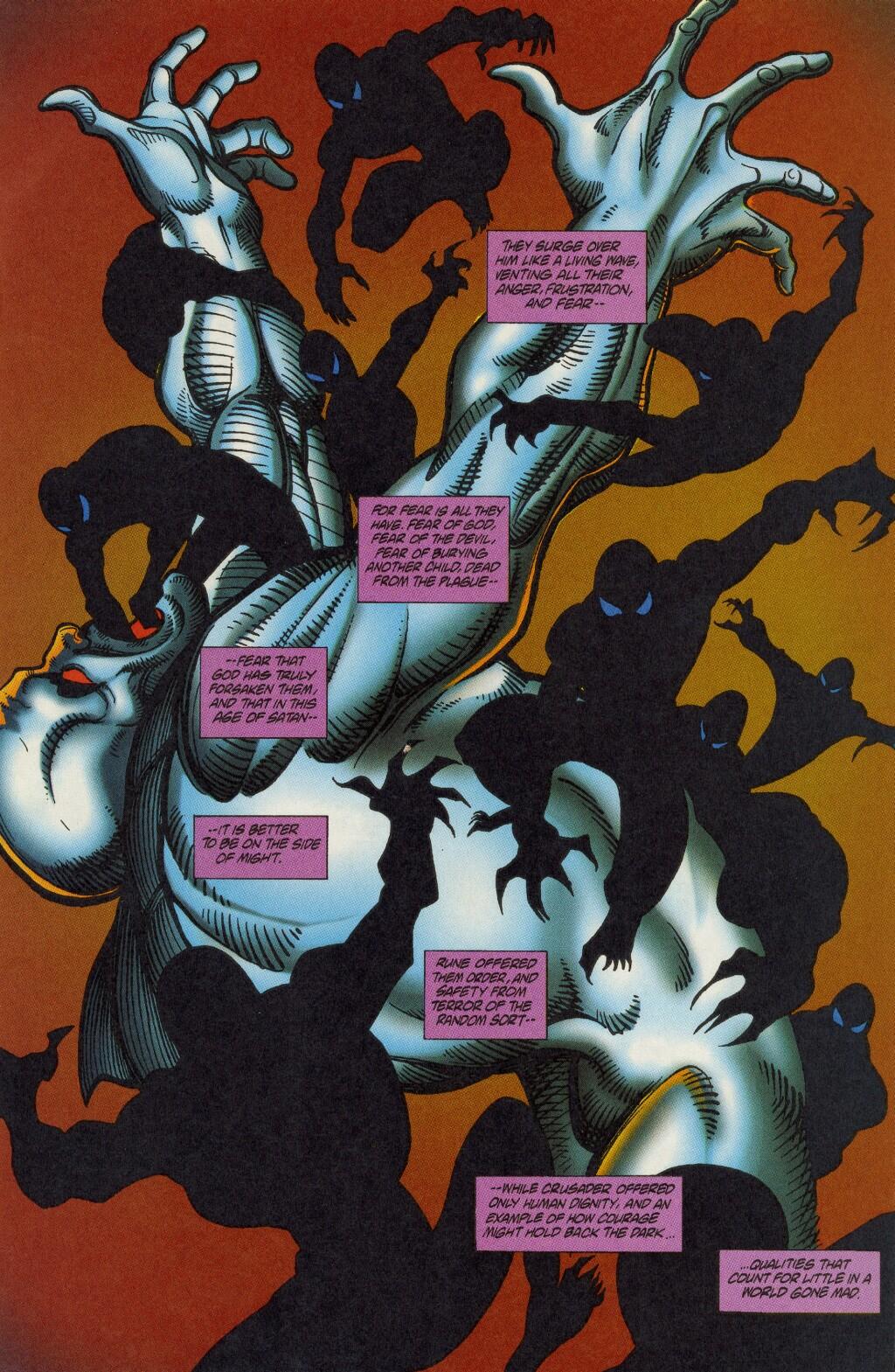 Read online Rune (1995) comic -  Issue #5 - 18
