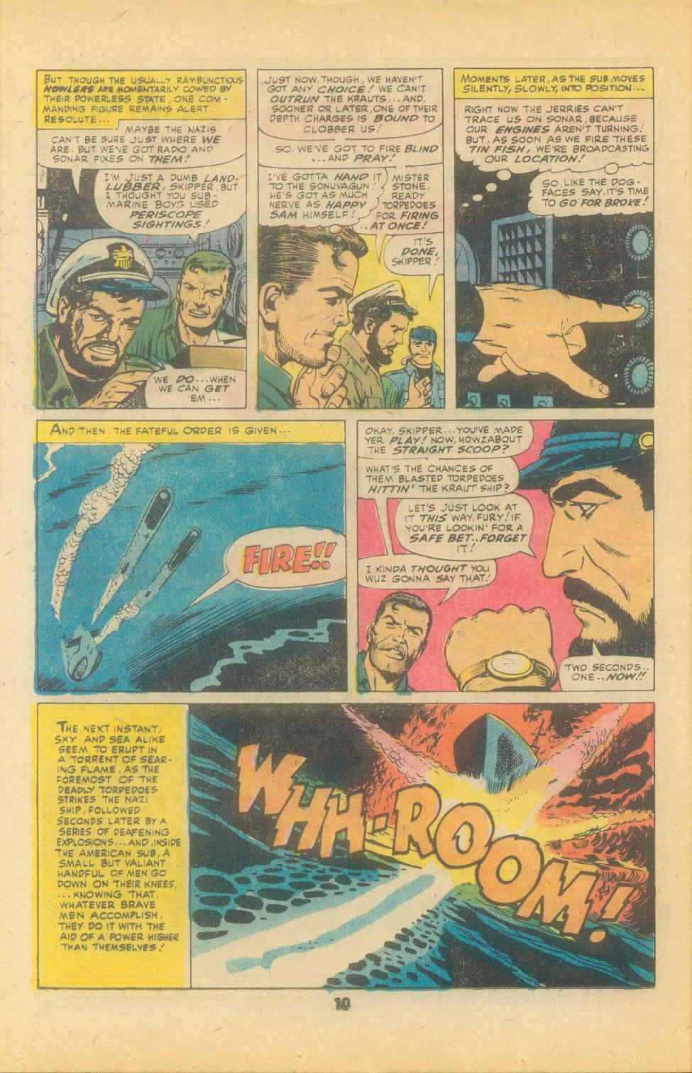 Read online Sgt. Fury comic -  Issue #135 - 12