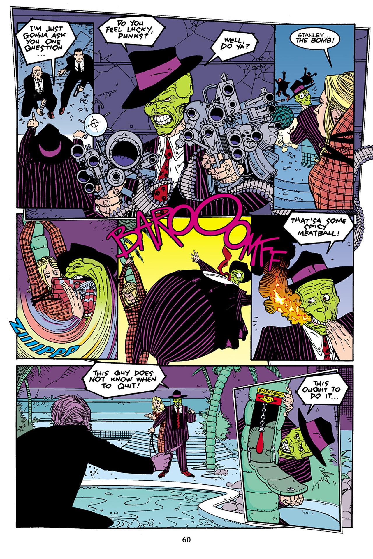 Read online Adventures Of The Mask Omnibus comic -  Issue #Adventures Of The Mask Omnibus Full - 60