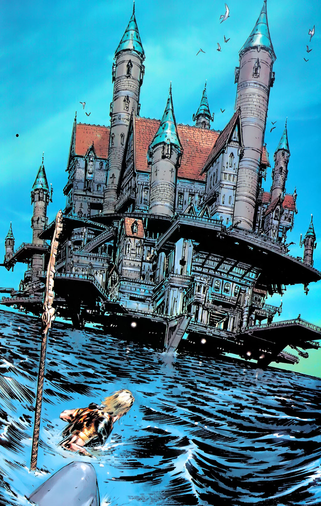 Read online Aquaman: Sword of Atlantis comic -  Issue #42 - 17