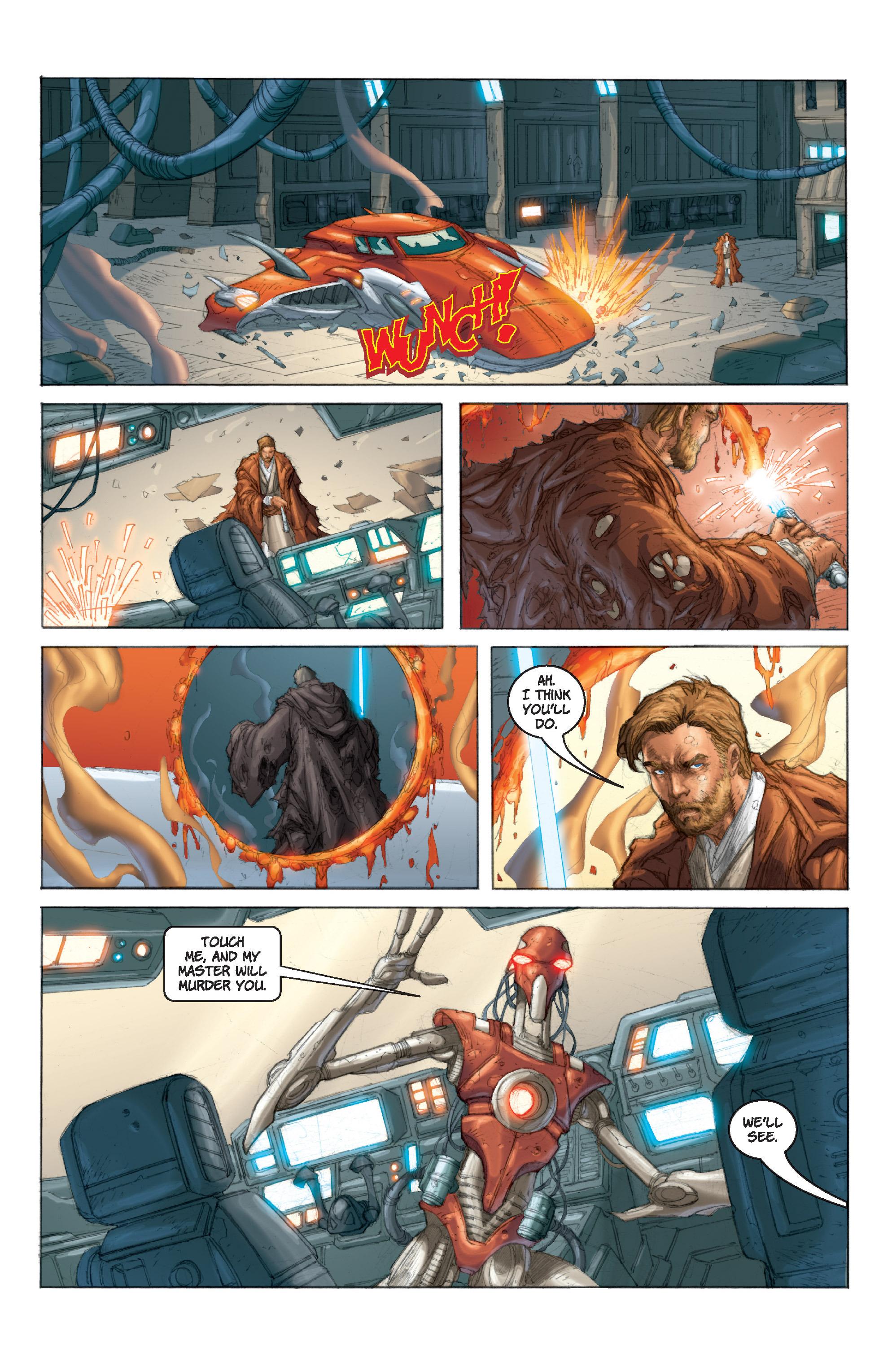 Read online Star Wars Omnibus comic -  Issue # Vol. 26 - 130