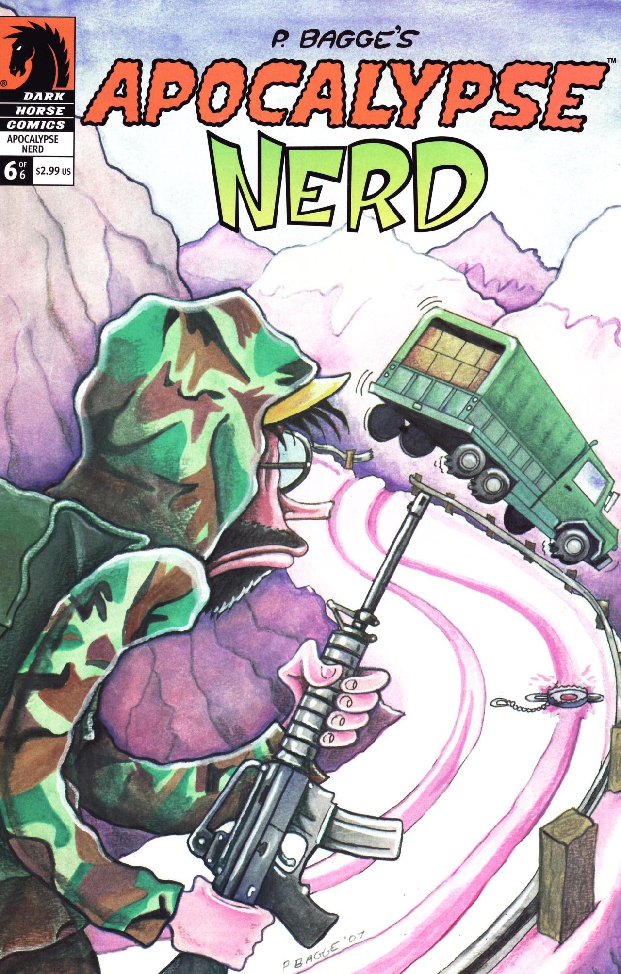 Apocalypse Nerd 6 Page 1