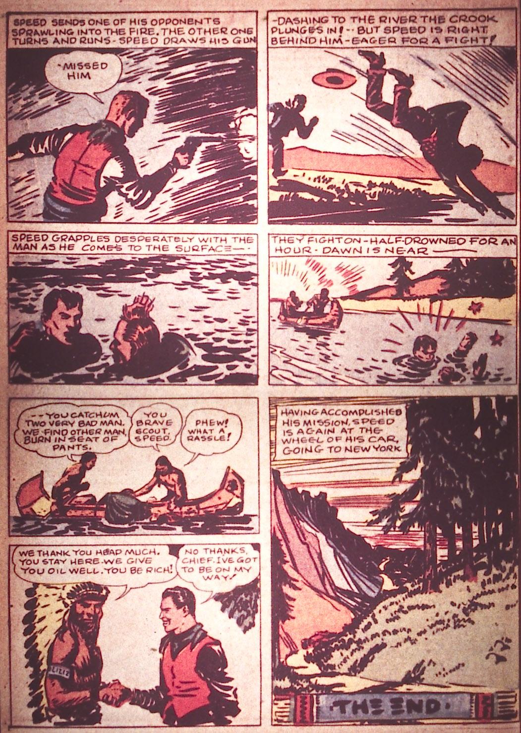 Read online Detective Comics (1937) comic -  Issue #12 - 8