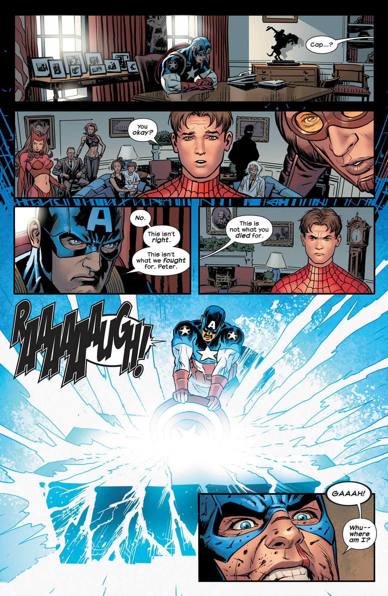 Read online Ultimate Comics Ultimates comic -  Issue #18 - 7