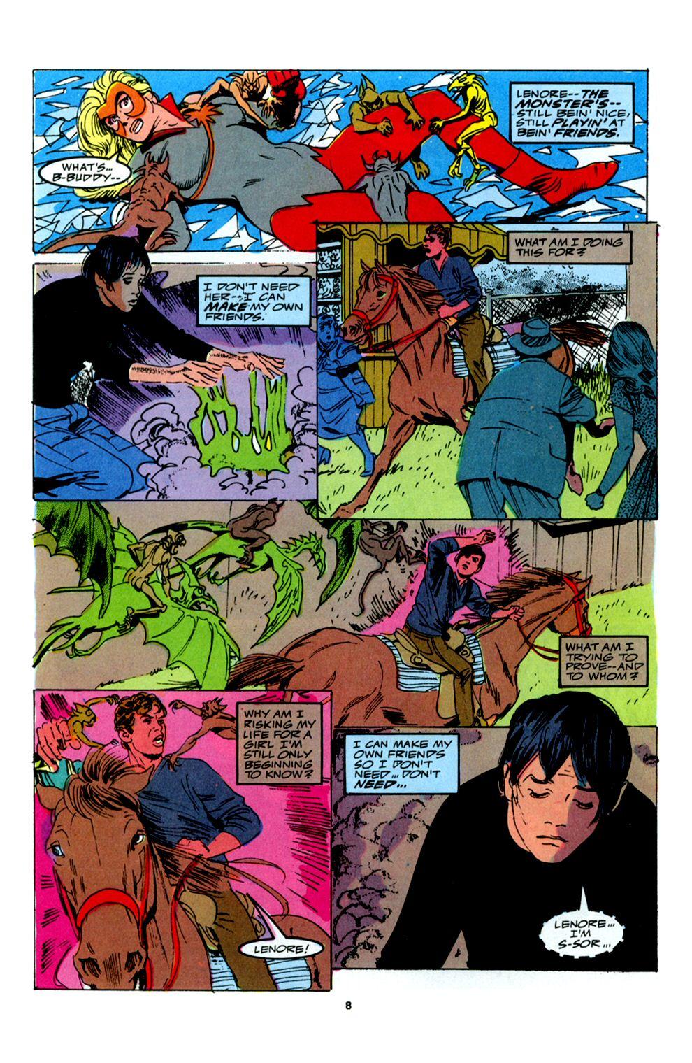 Read online Powerline comic -  Issue #6 - 10