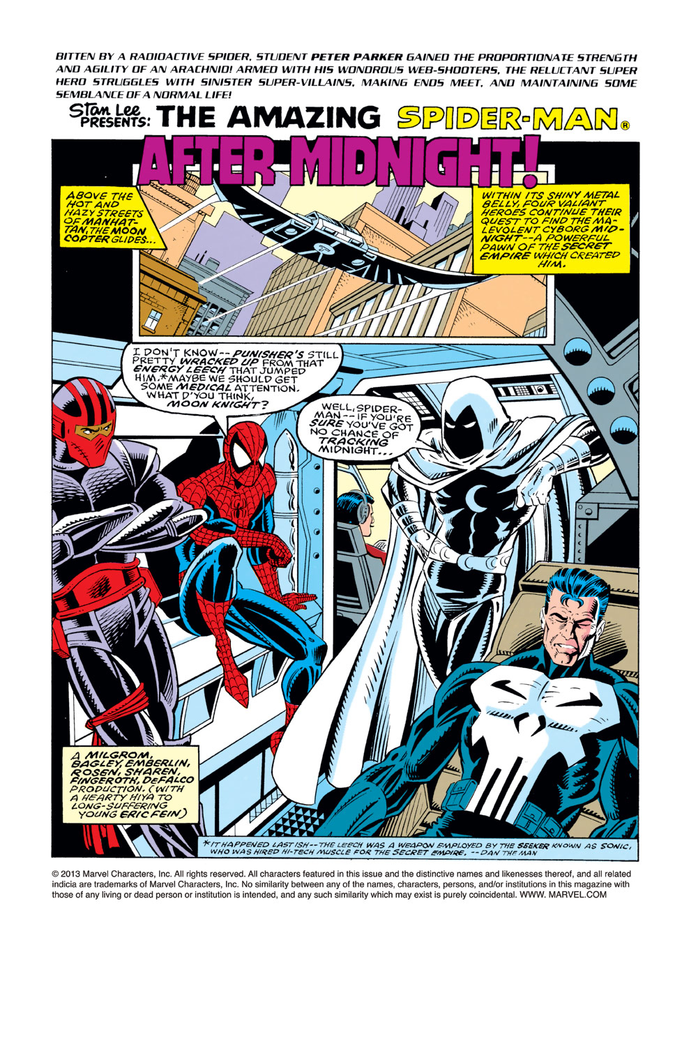 The Amazing Spider-Man (1963) 356 Page 1