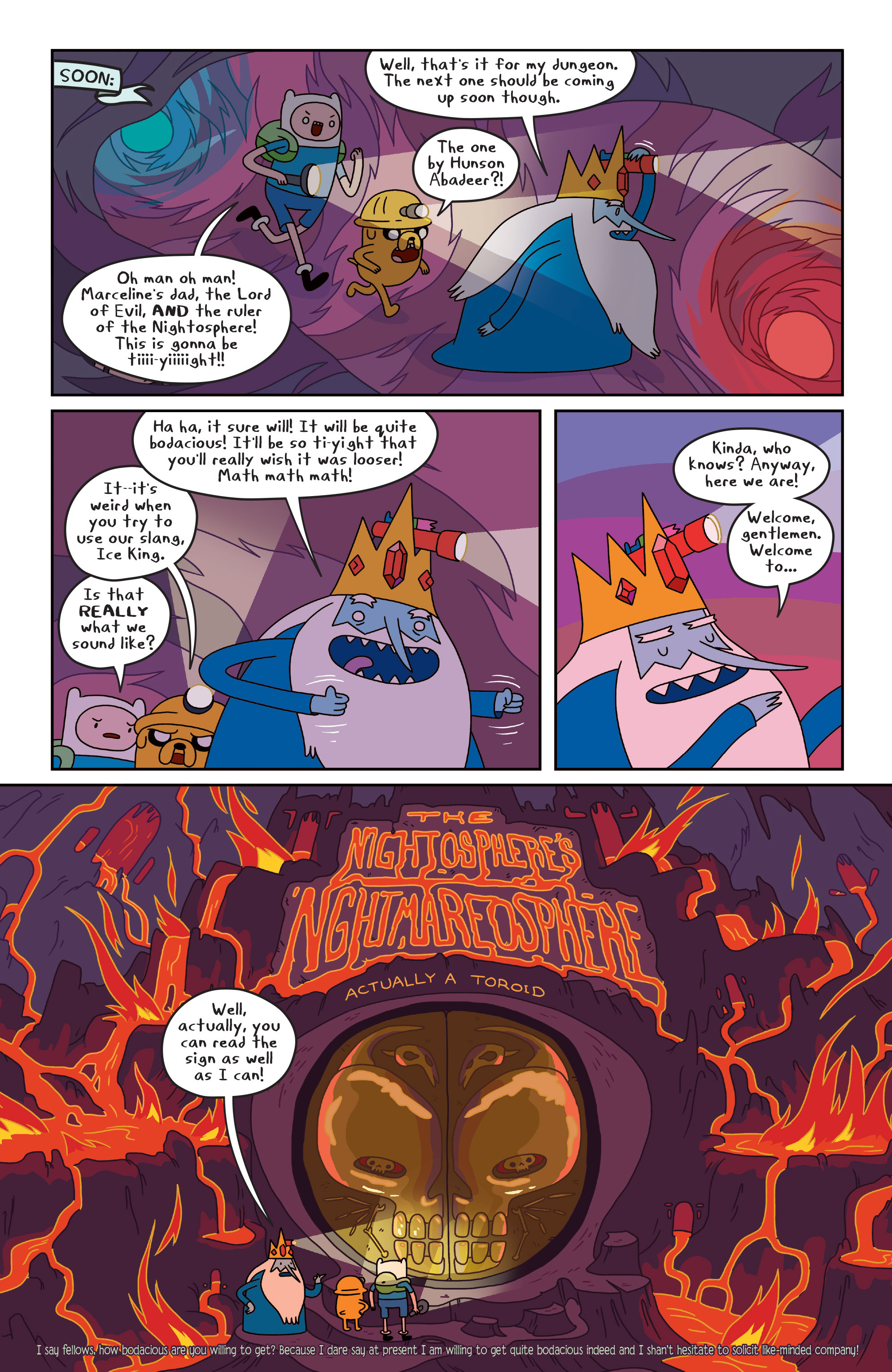 Read online Adventure Time comic -  Issue #Adventure Time _TPB 4 - 52