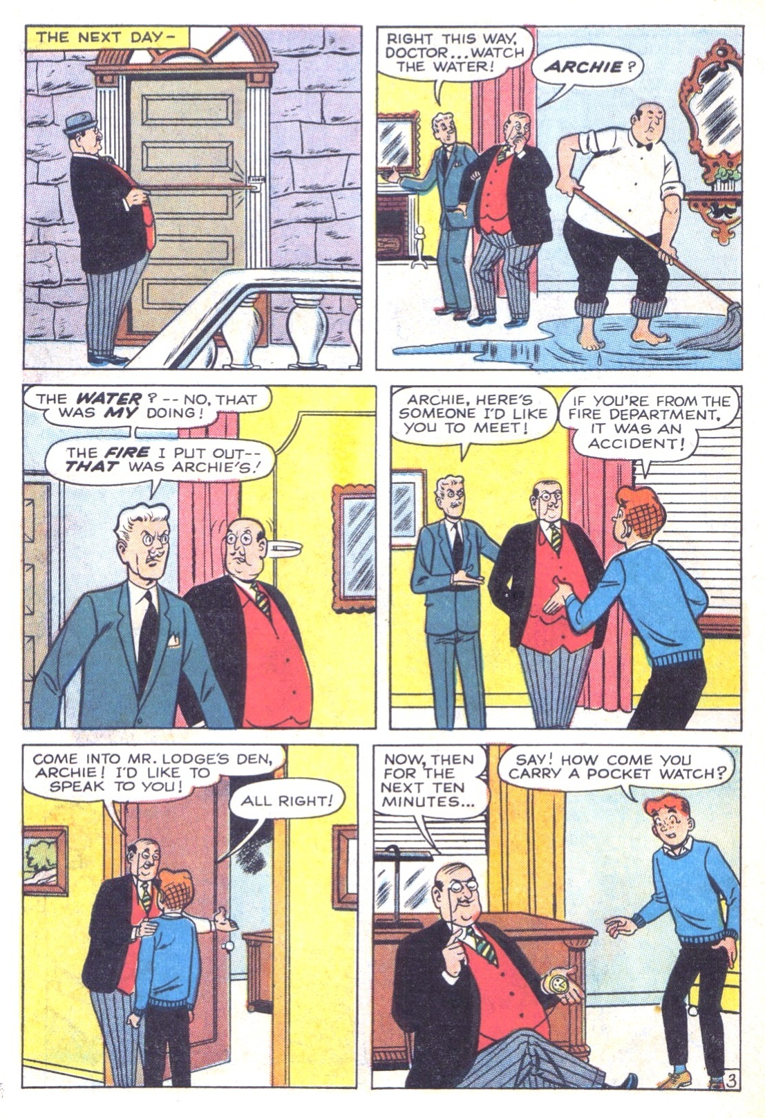 Read online Archie (1960) comic -  Issue #156 - 22