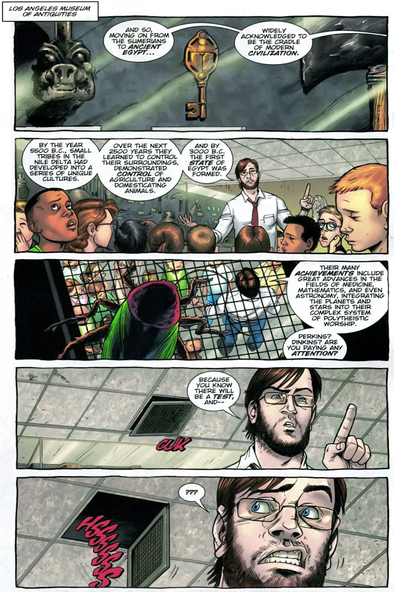 Read online The Exterminators comic -  Issue #28 - 2