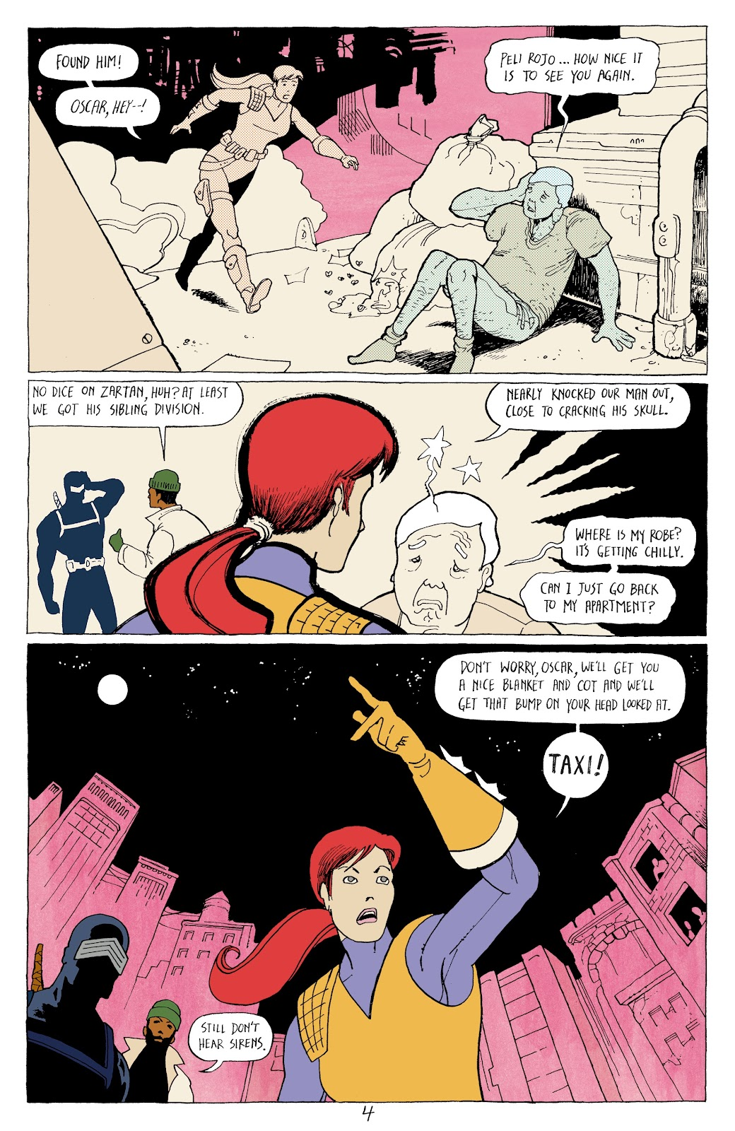 Read online G.I. Joe: Sierra Muerte comic -  Issue #2 - 6
