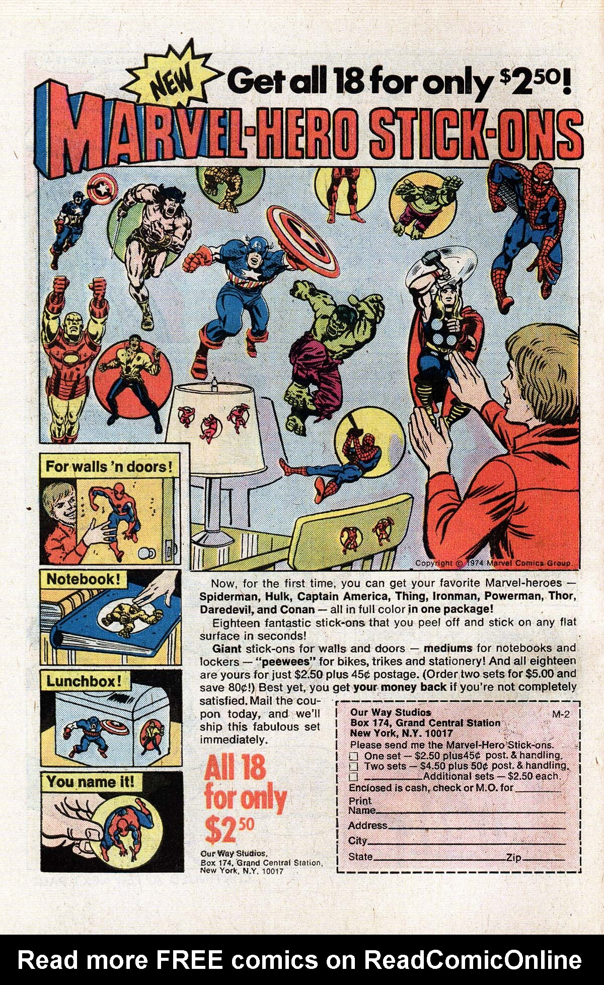 Read online Two-Gun Kid comic -  Issue #125 - 6