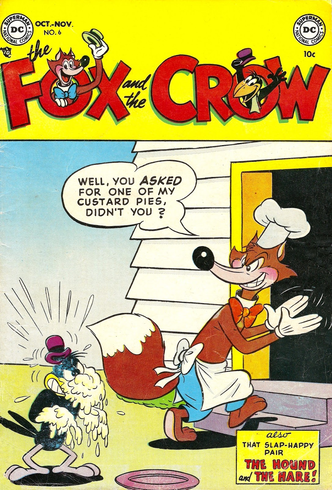 The Fox and the Crow issue 6 - Page 1