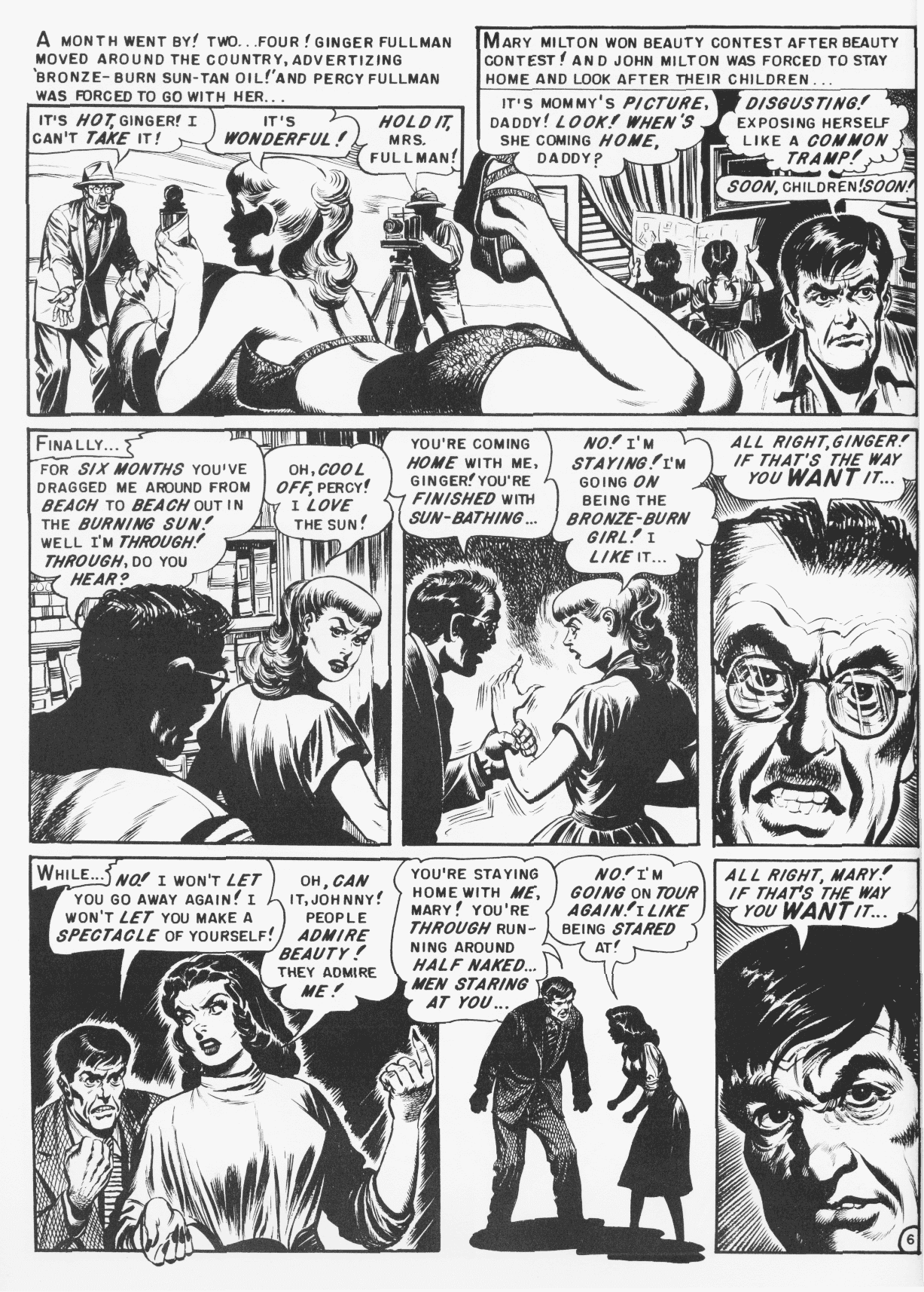 Read online Shock SuspenStories comic -  Issue #7 - 8