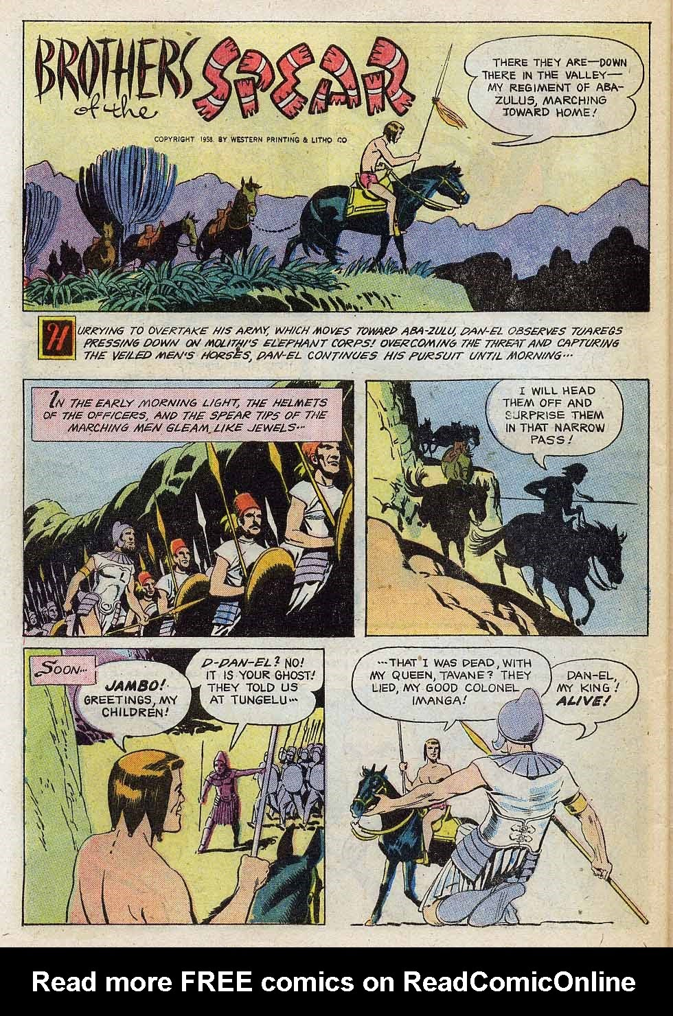 Tarzan (1948) issue 101 - Page 28