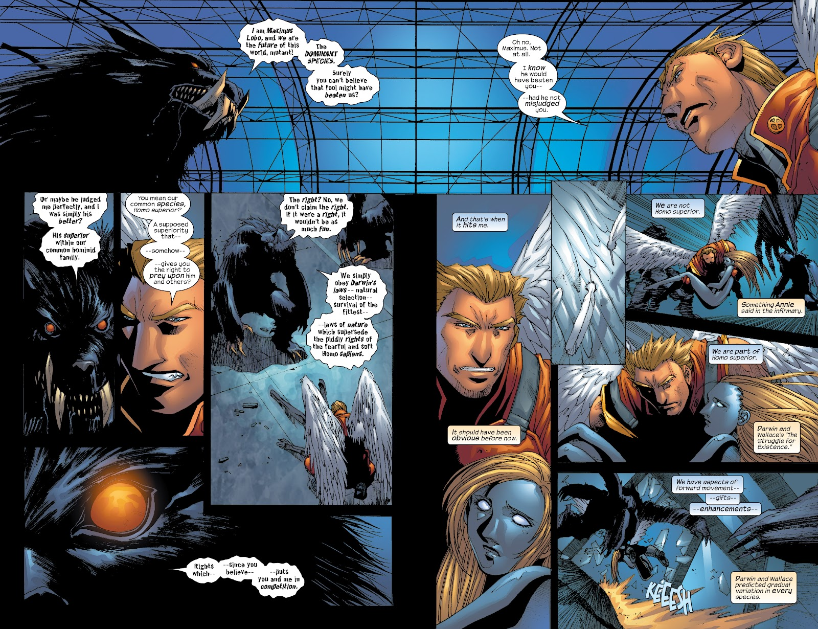 Read online X-Men: Unstoppable comic -  Issue # TPB (Part 3) - 33