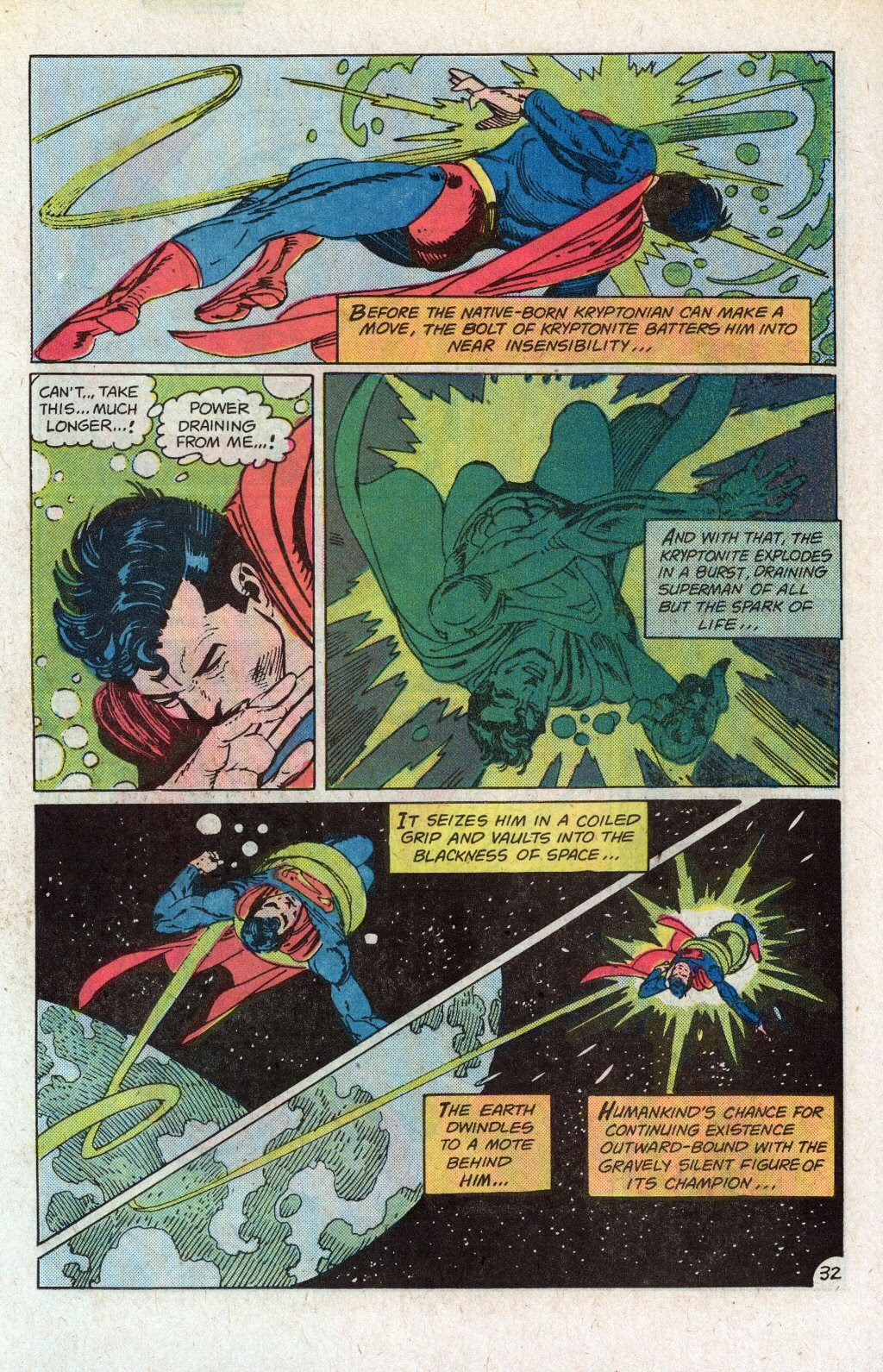 Read online Superman Special (1983) comic -  Issue #1 - 38