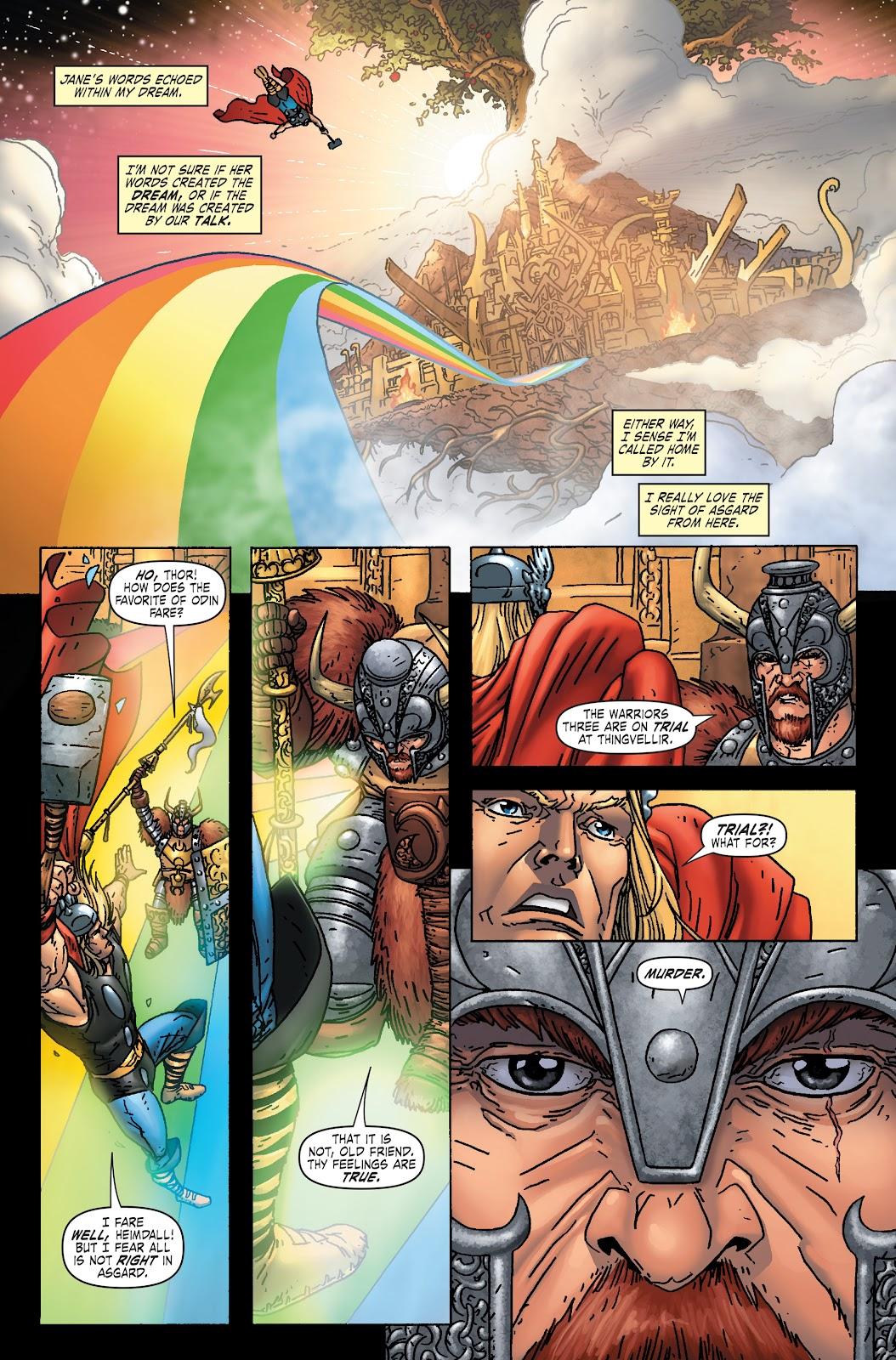 Read online Thor: Ragnaroks comic -  Issue # TPB (Part 1) - 18