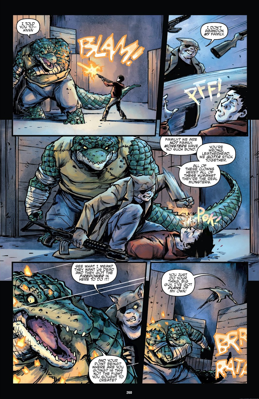 Read online Teenage Mutant Ninja Turtles: The IDW Collection comic -  Issue # TPB 8 (Part 3) - 58