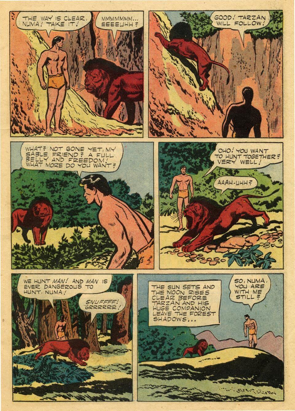 Tarzan (1948) issue 72 - Page 7