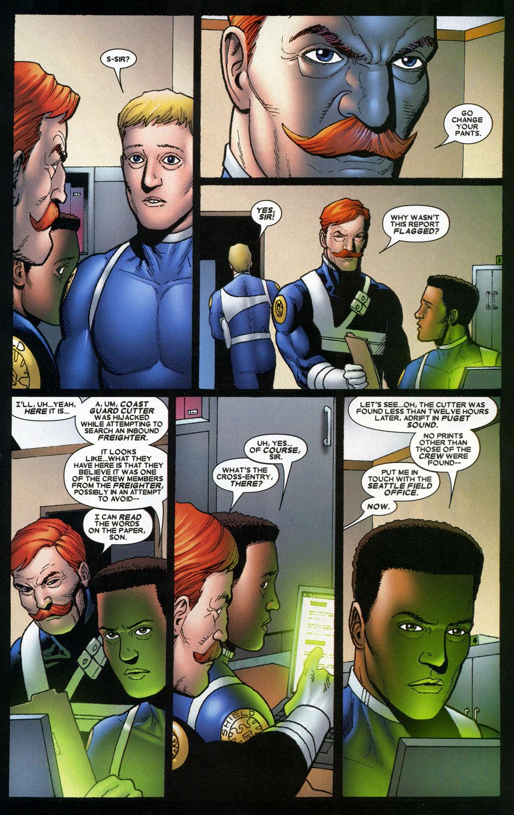 Read online Wolverine: Origins comic -  Issue #6 - 16