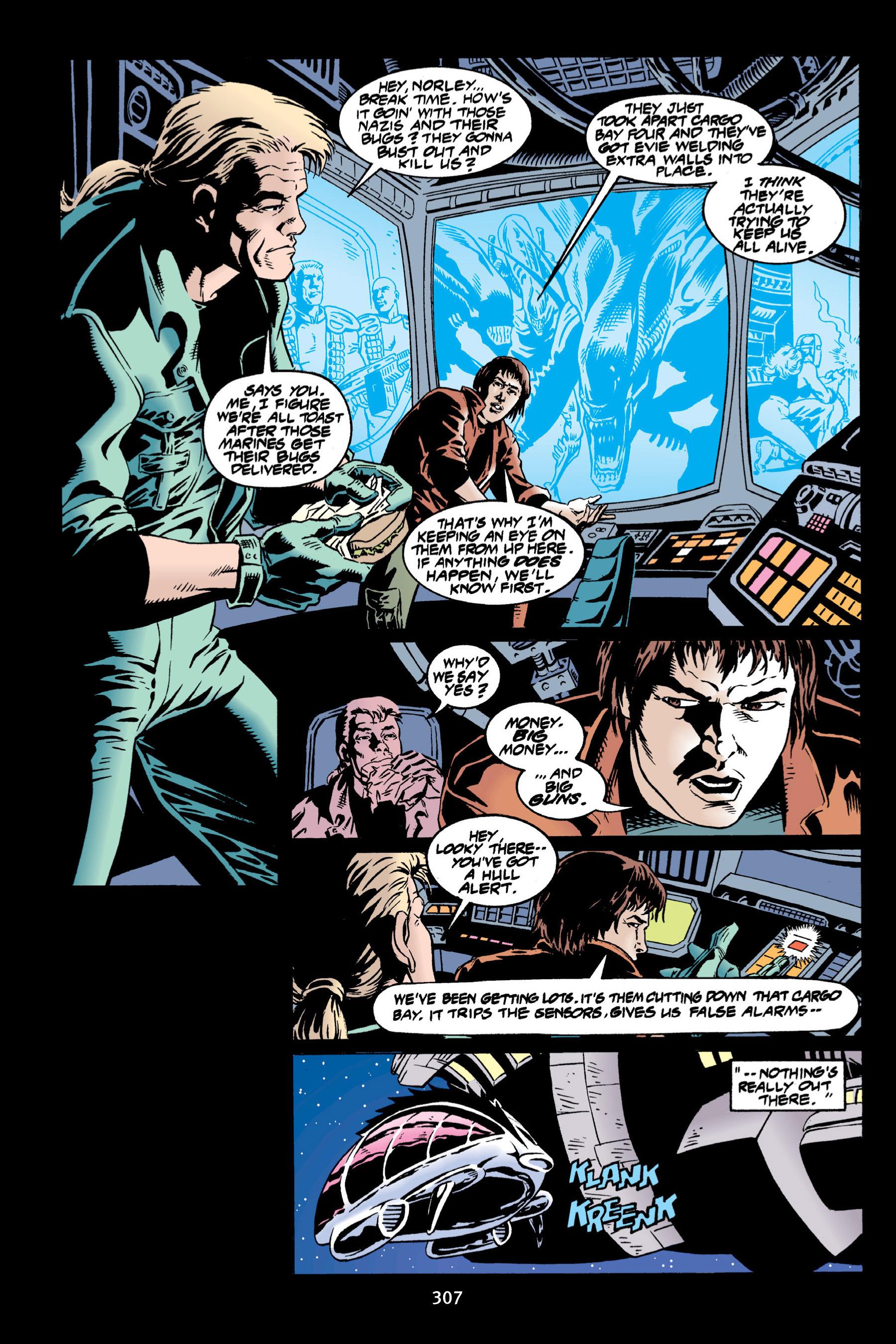 Read online Aliens vs. Predator Omnibus comic -  Issue # _TPB 2 Part 3 - 82