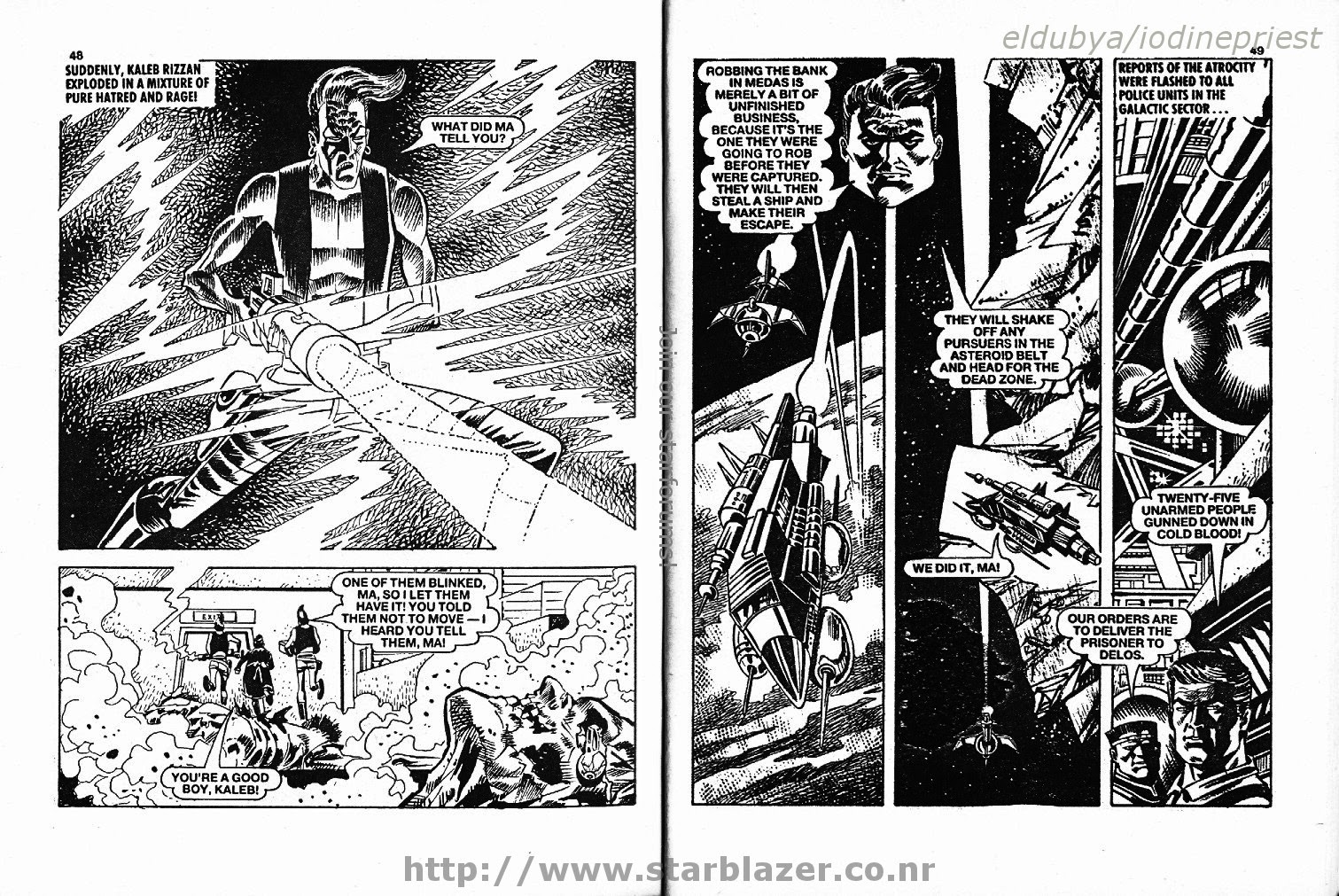 Starblazer issue 280 - Page 26