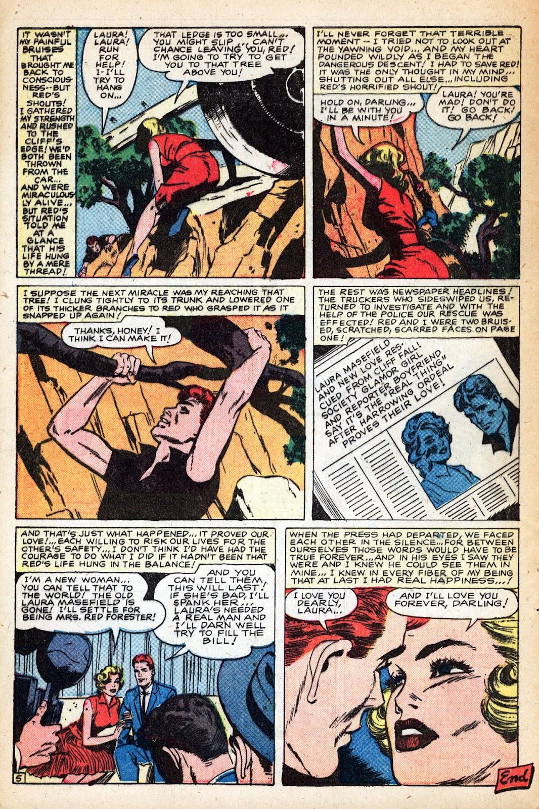 Love Romances (1949) issue 83 - Page 32