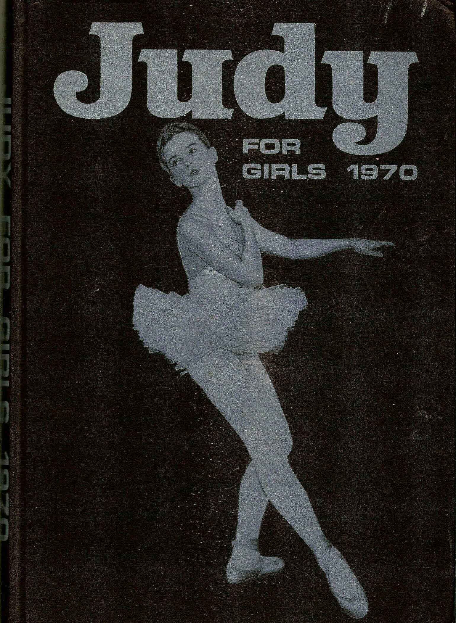 Read online Judy comic -  Issue # _Annual 1 - 1