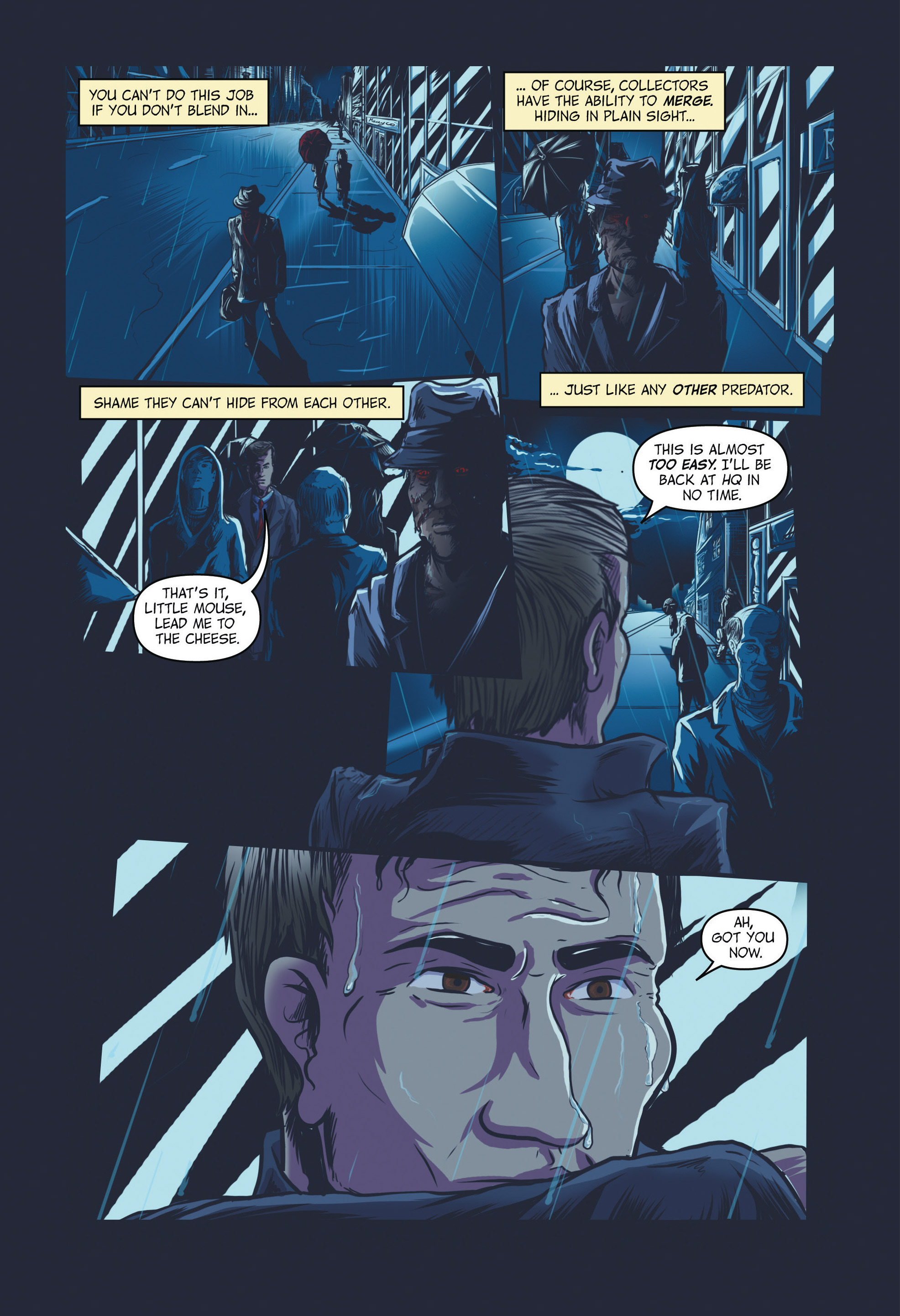 Read online Redemption Heights comic -  Issue # Full - 31
