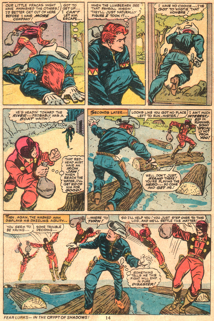The Rawhide Kid (1955) issue 118 - Page 16