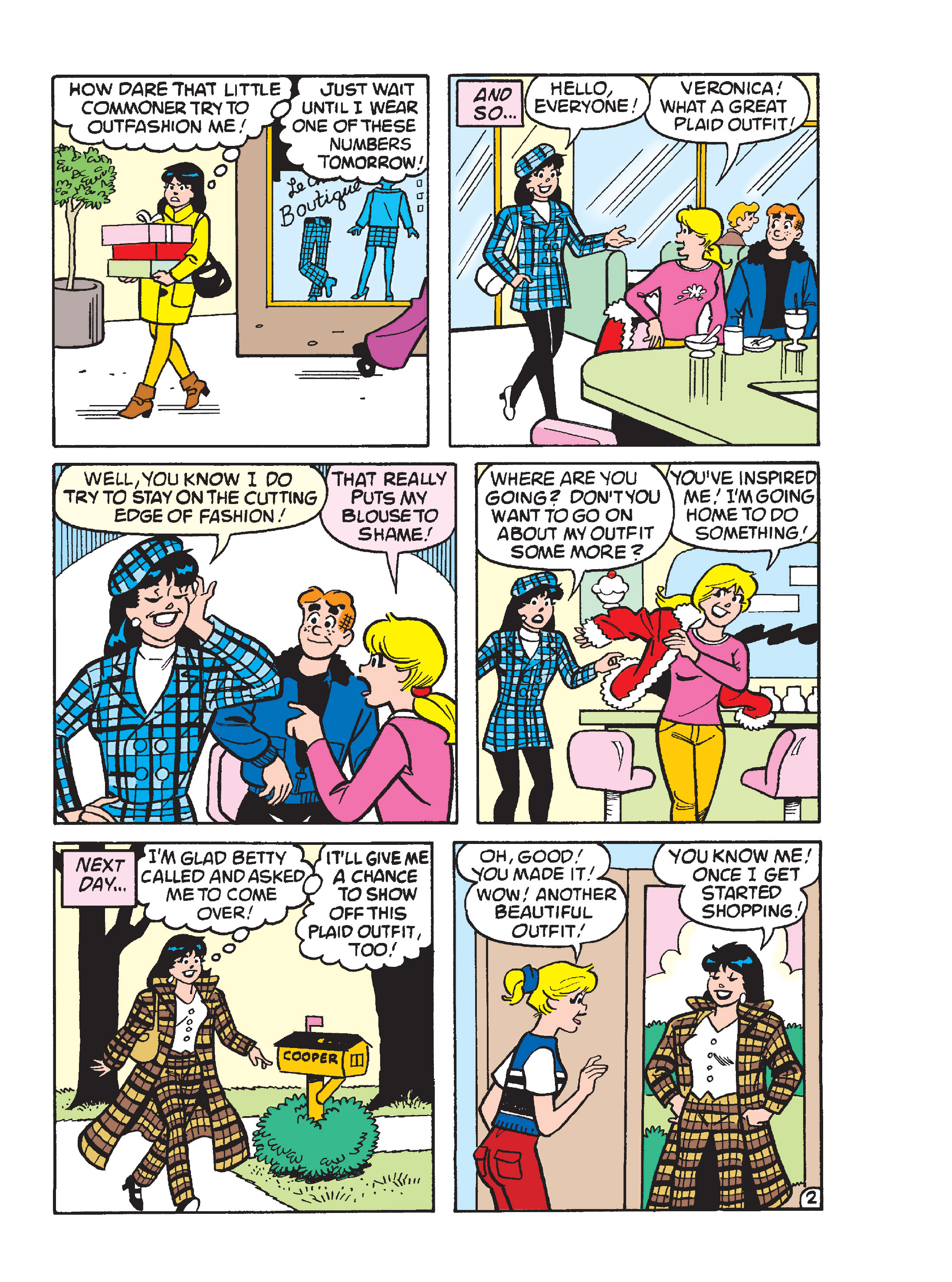 Read online World of Archie Double Digest comic -  Issue #55 - 85